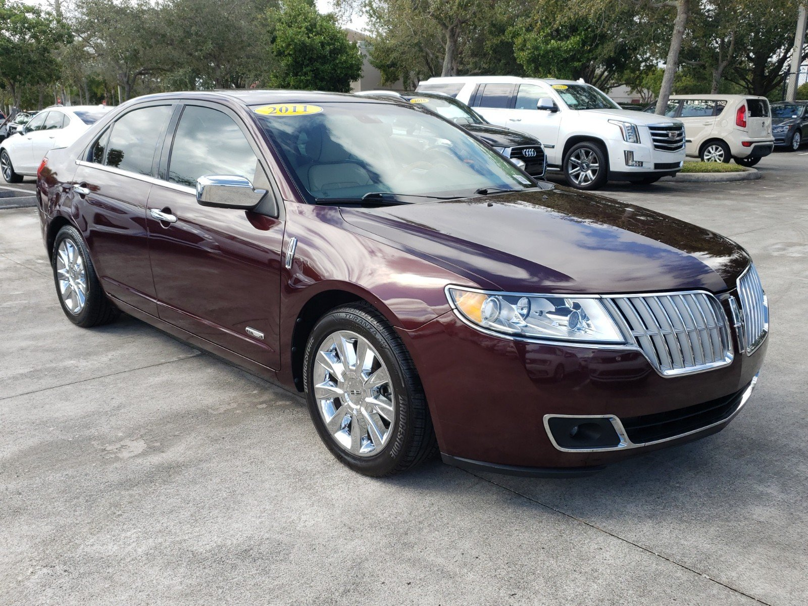 Pre-Owned 2011 Lincoln MKZ Hybrid