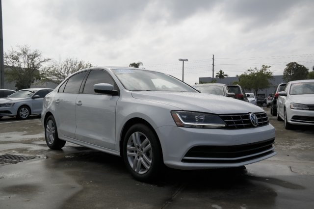Certified Pre-Owned 2018 Volkswagen Jetta 1.4T S with Automatic Transmission