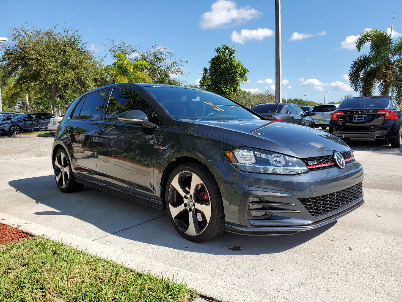 Certified Pre-Owned 2018 Volkswagen GTI S w/ DSG Automatic Transmission