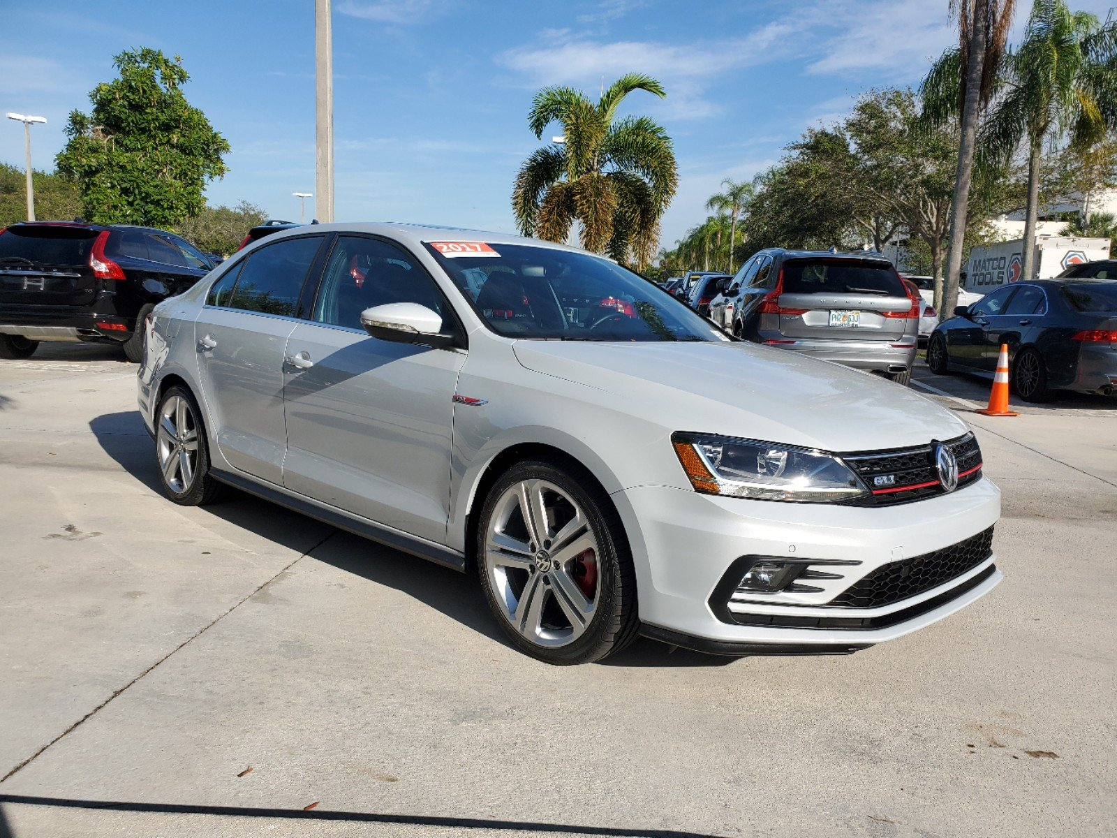 Certified Pre-Owned 2017 Volkswagen GLI w/ DSG Automatic Transmission
