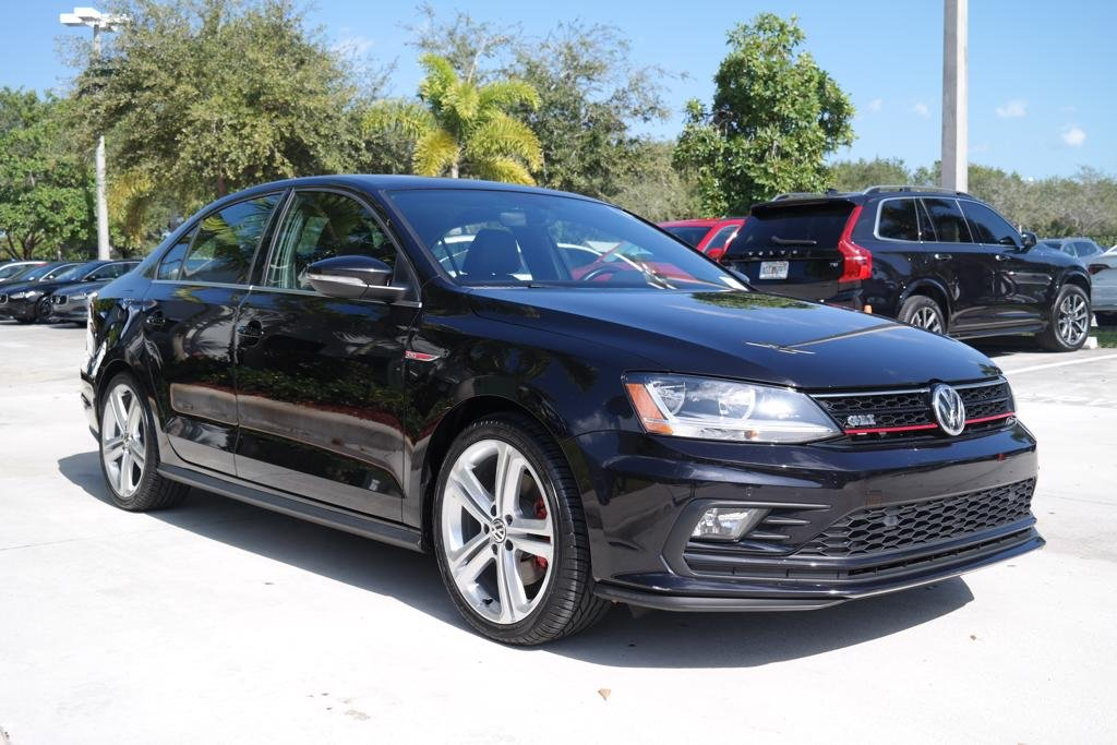 Certified Pre-Owned 2017 Volkswagen GLI w/ 6 Speed Manual Transmission
