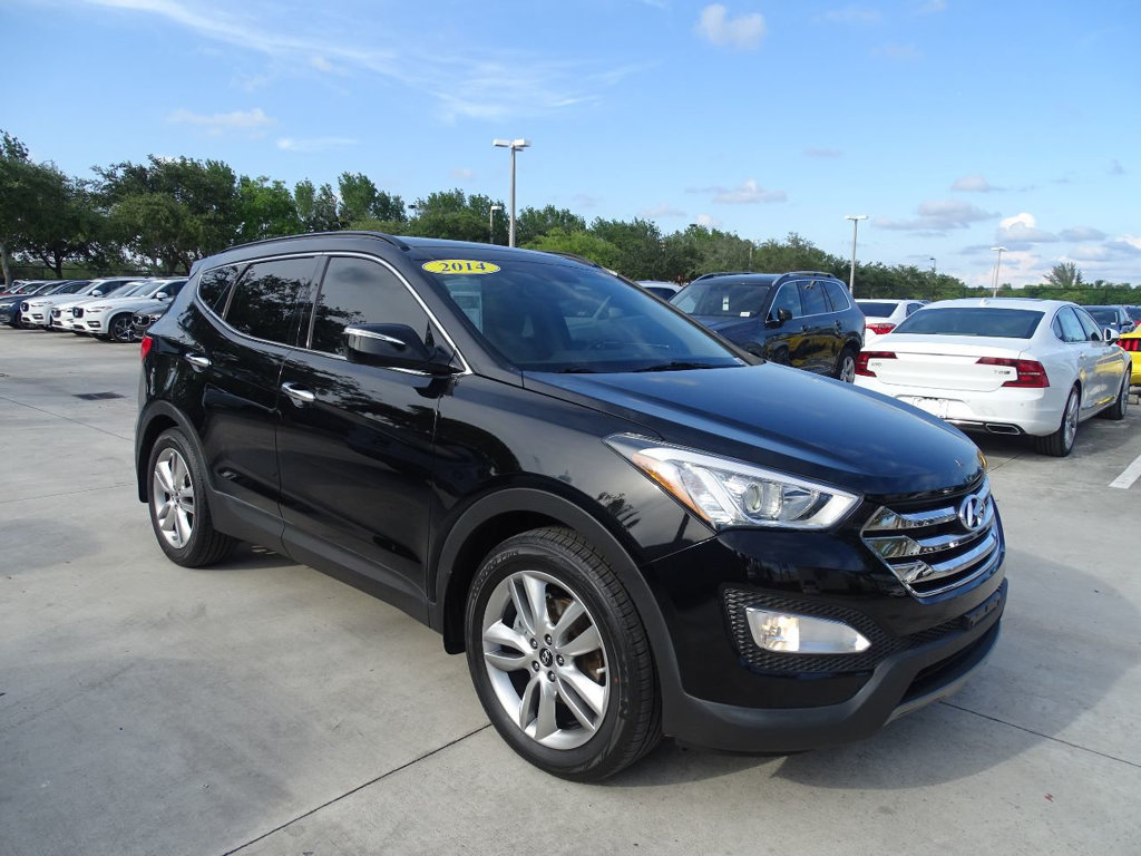 Pre-Owned 2014 Hyundai Santa Fe Sport SANTA FE SPORT / TURBO with Technology Package