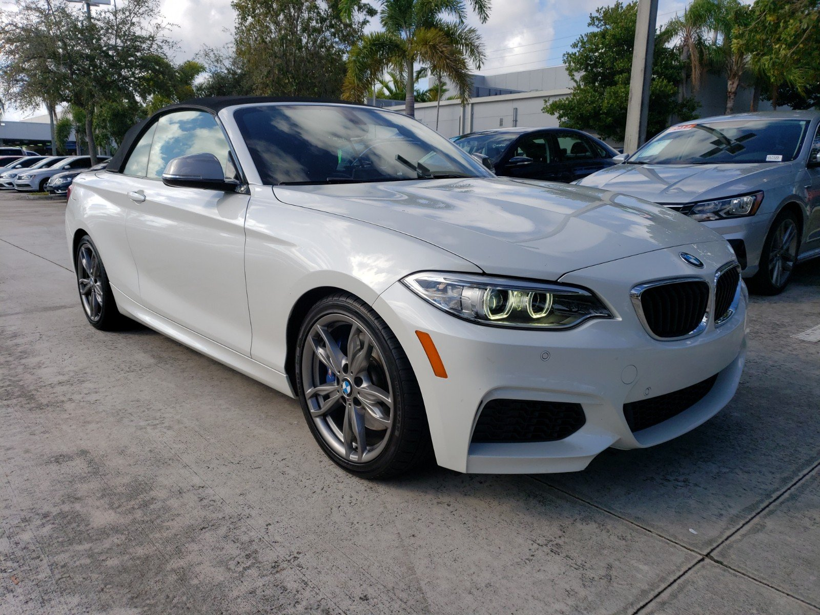 Pre-Owned 2015 BMW 2 Series M235i Convertible