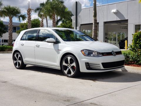 Certified Pre-Owned 2017 Volkswagen GTI S w/ DSG Automatic Transmission