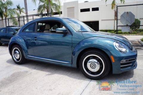 New 2018 Volkswagen Beetle Coast