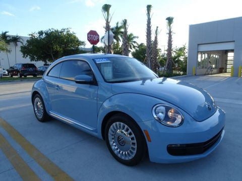 Certified Pre-Owned 2014 Volkswagen Beetle Coupe 1.8T