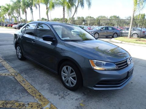 Certified Pre-Owned 2015 Volkswagen Jetta Sedan TDI with DSG Automatic Transmission