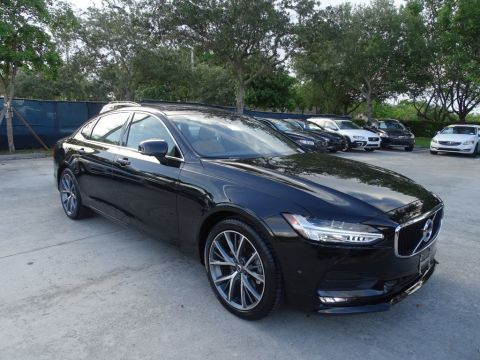 Pre-Owned 2018 Volvo S90 T5 FWD Momentum Plus with Convenience Package