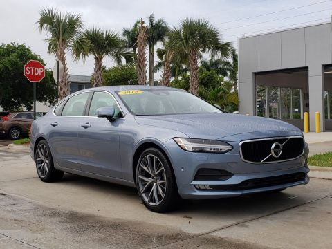 Pre-Owned 2018 Volvo S90 Momentum T5 FWD /Convenience Package & Momentum Plus
