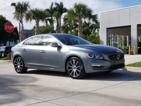 Pre-Owned 2018 Volvo S60 T5 Inscription Platinum FWD