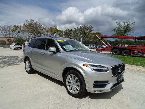 Pre-Owned 2016 Volvo XC90 T6 AWD Momentum Plus with Vision & Climate Packages